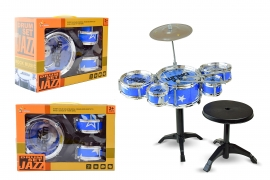 Барабанная установка Jazz Drum арт. 992-17