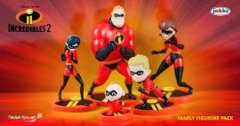 Игровые наборы Incredibles 2 от Jakks Pacific