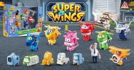 Отмечаем Всемирный день почты с игрушками Super Wings