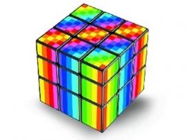 Головоломка Кубик 3*3  Magic Cube  арт. FX7532