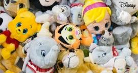 Мягкие игрушки Disney Plush