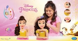 Игровые наборы для создания макияжа и причёсок Disney Princess и Barbie от Just Play