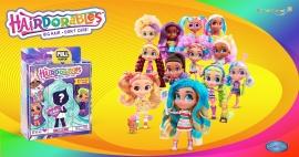 Куколки Hairdorables