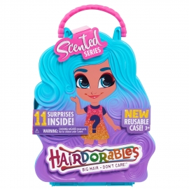 Кукла с аксессуарами Hairdorables Dolls 4 сезон арт. 23740, 39 видов