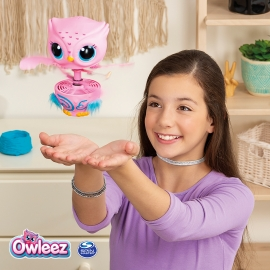 Owleez іграшкова пташка