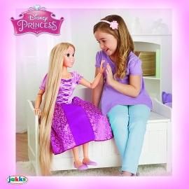 Велика лялька Рапунцель