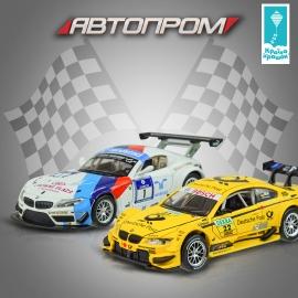 Автомодель BMW M3 из серии Автопром