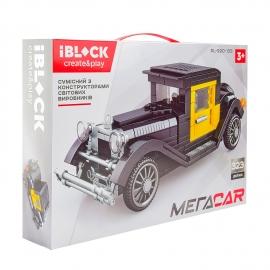 Конструктор IBLOCK Мегаcar PL-920-135