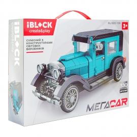 Конструктор IBLOCK Мегаcar PL-920-136