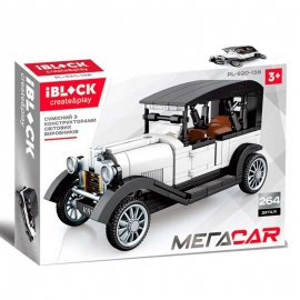 Конструктор IBLOCK Мегаcar PL-920-138