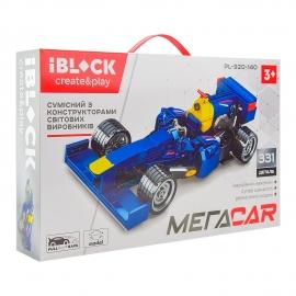 Конструктор IBLOCK Мегаcar PL-920-140
