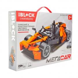 Конструктор IBLOCK Мегаcar PL-920-143