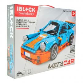 Конструктор IBLOCK Мегаcar PL-920-144