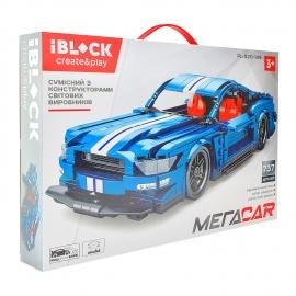 Конструктор IBLOCK Мегаcar PL-920-149