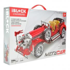Конструктор IBLOCK Мегаcar PL-920-152