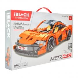 Конструктор IBLOCK Мегаcar PL-920-154