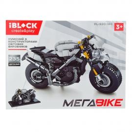Конструктор IBLOCK МЕГАBIKE PL-920-185