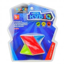 Головоломка IBLOCK Звивистий куб PL-920-40