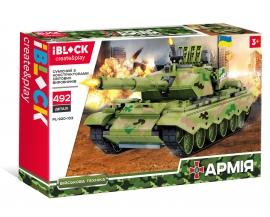 Конструктор IBLOCK Армія PL-920-103