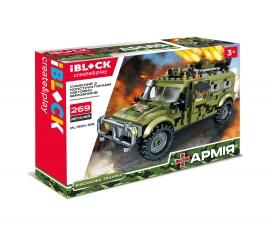 Конструктор IBLOCK Армія PL-920-166