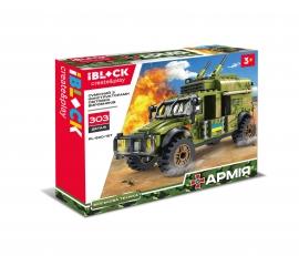 Конструктор IBLOCK Армія PL-920-167