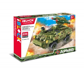 Конструктор IBLOCK Армія PL-920-174