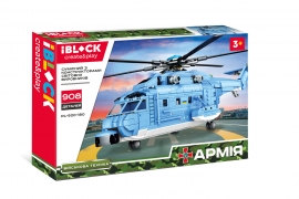 Конструктор IBLOCK Армія PL-920-180