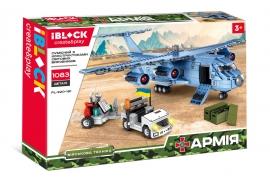 Конструктор IBLOCK Армія PL-920-181