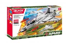 Конструктор IBLOCK Армія PL-920-182