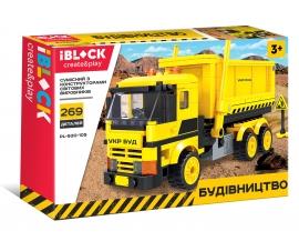 Конструктор IBLOCK Будівельна техніка PL-920-105