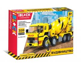 Конструктор IBLOCK Будівельна техніка PL-920-107