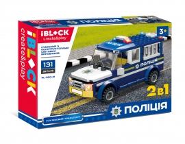 Конструктор IBLOCK Поліція PL-920-21