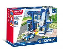 Конструктор IBLOCK Поліція PL-920-116