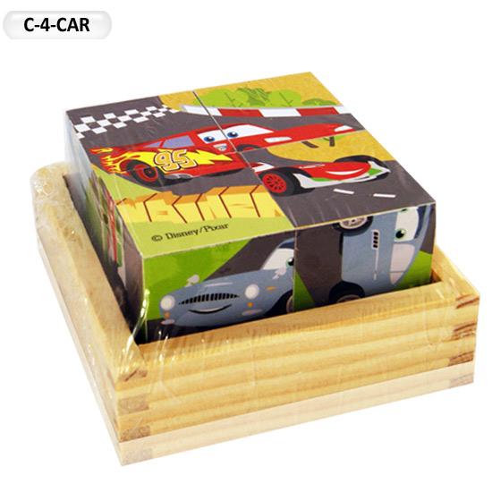 Іграшка кубики дерев'яні
