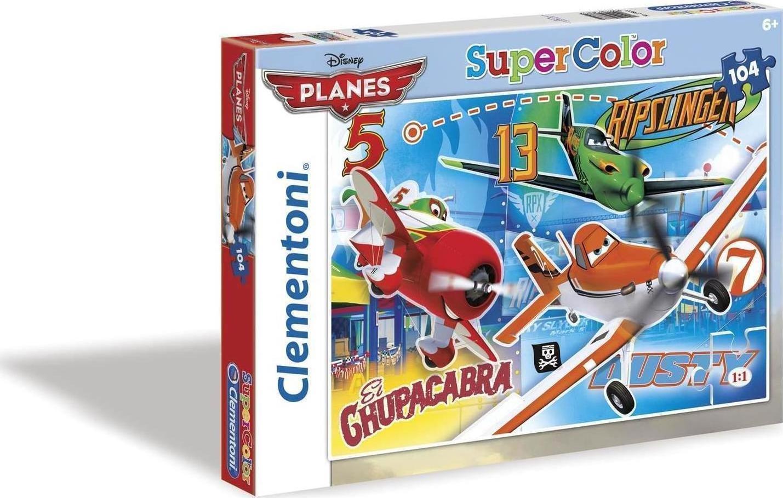 """Іграшка пазли ТМ """"Clementoni"""" арт.27873 Літачки 104 ел."""