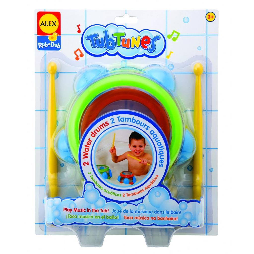 Набор для ванной ALEX арт.: 4010 (барабаны)