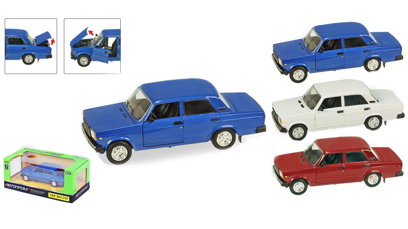 Іграшка машина метал Артикул: 2107