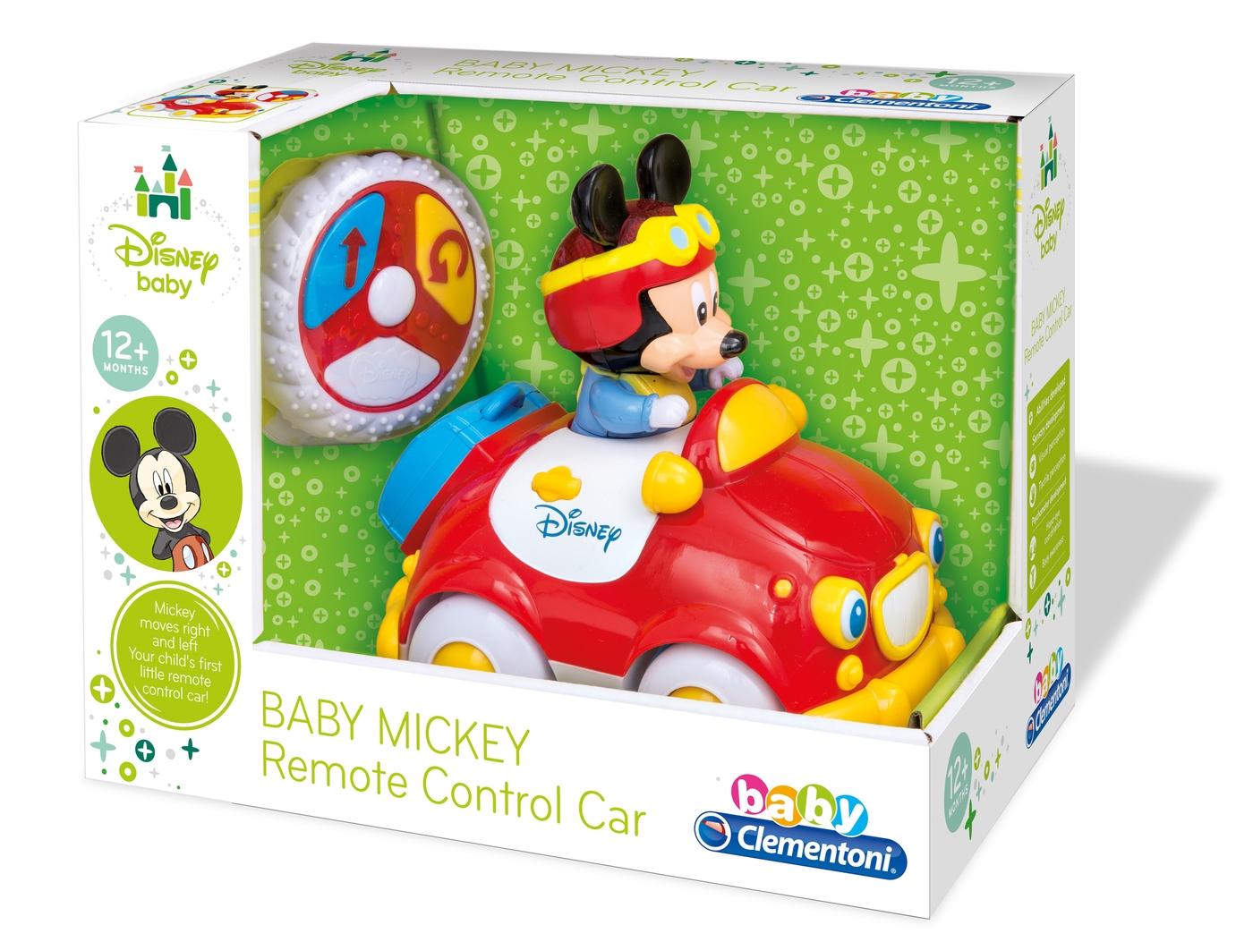 Рзвивающая игрушка Baby Сlementoni  Авто Mickey Арт.: 14503 (на р/у)