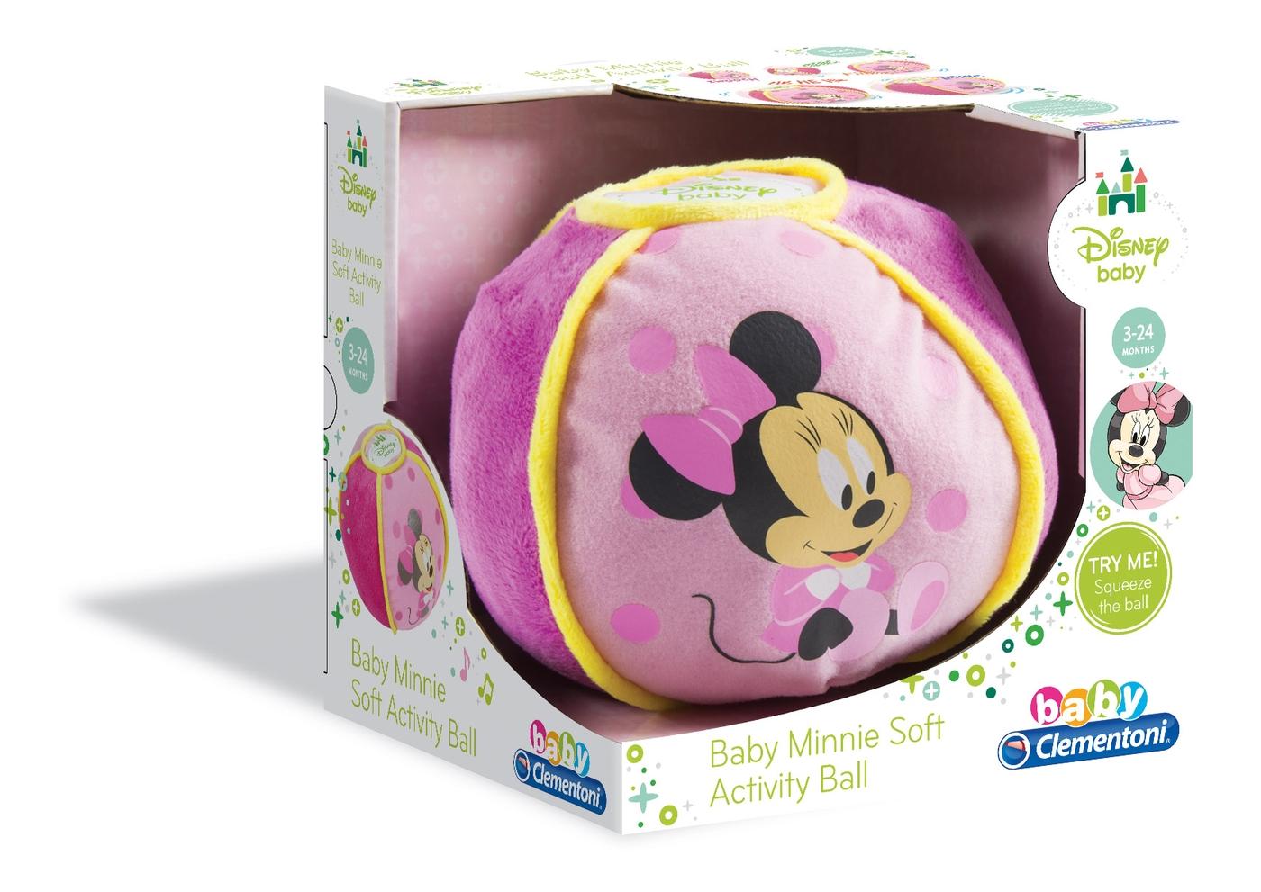 Мячик Baby Сlementoni Minnie Арт.: 14939