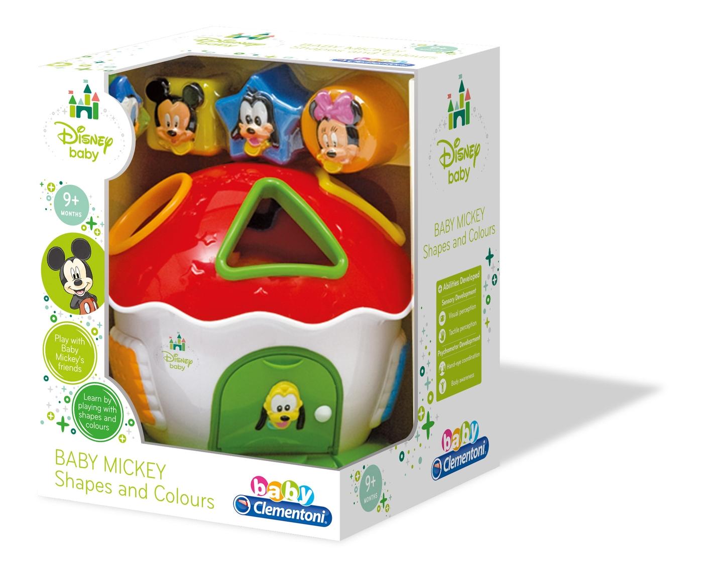Развивающая игрушка Baby Сlementoni Сортер Арт.: 14260 (14259)