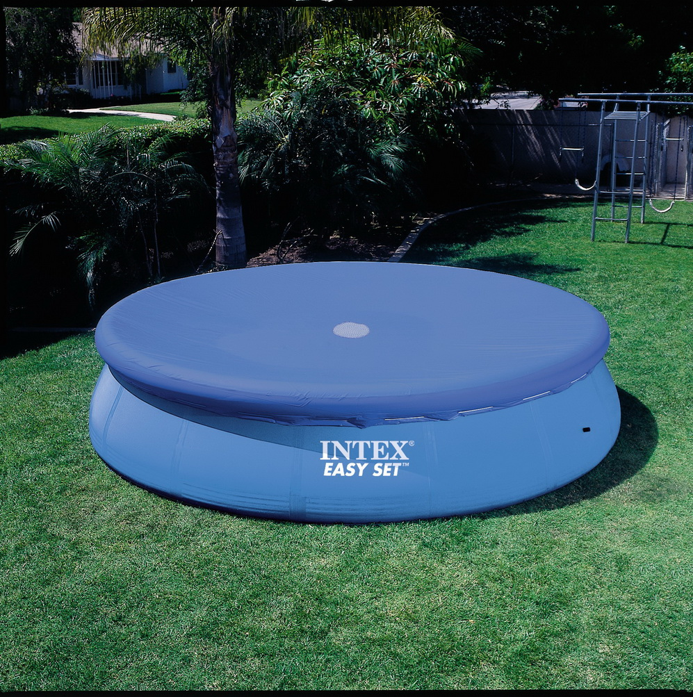 Чохол 28022 для наливного круглого басейна,діаметр - 366см