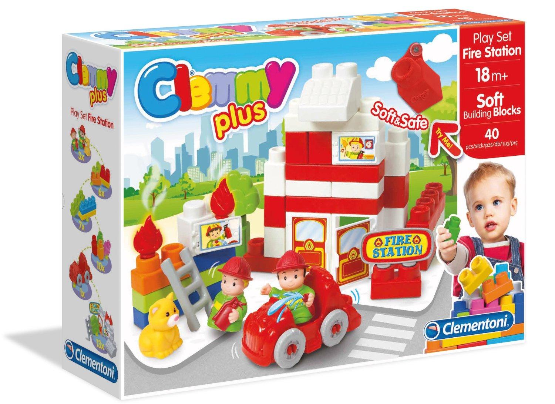 Конструктор Clemmy Plus Пожарная станция Арт.: 14881