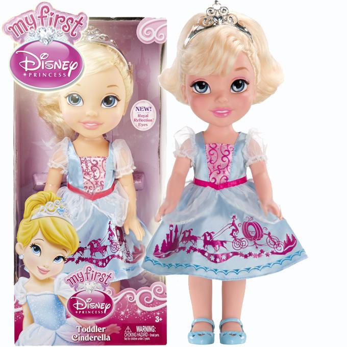Іграшка лялька Disney Попелюшка арт.75005 (75871), в кор. 12*18*38см