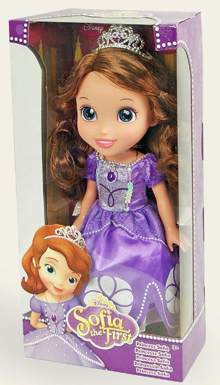 Кукла Disney София Прекрасная арт.93118 (94642)