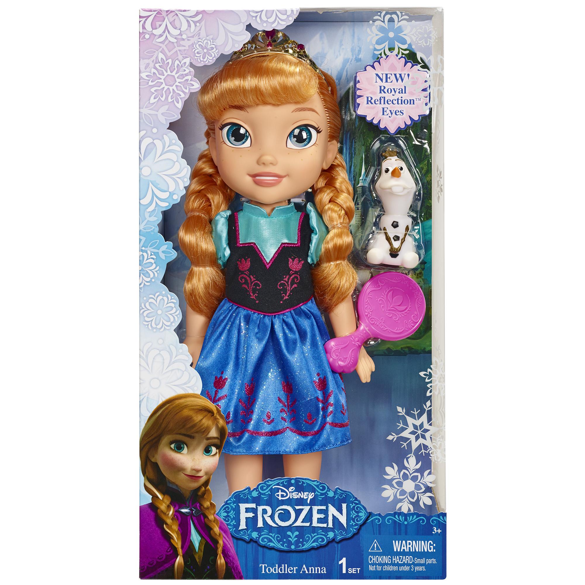 Іграшка лялька Frozen Анна арт.31002 (31069), в кор. 12*20*38см