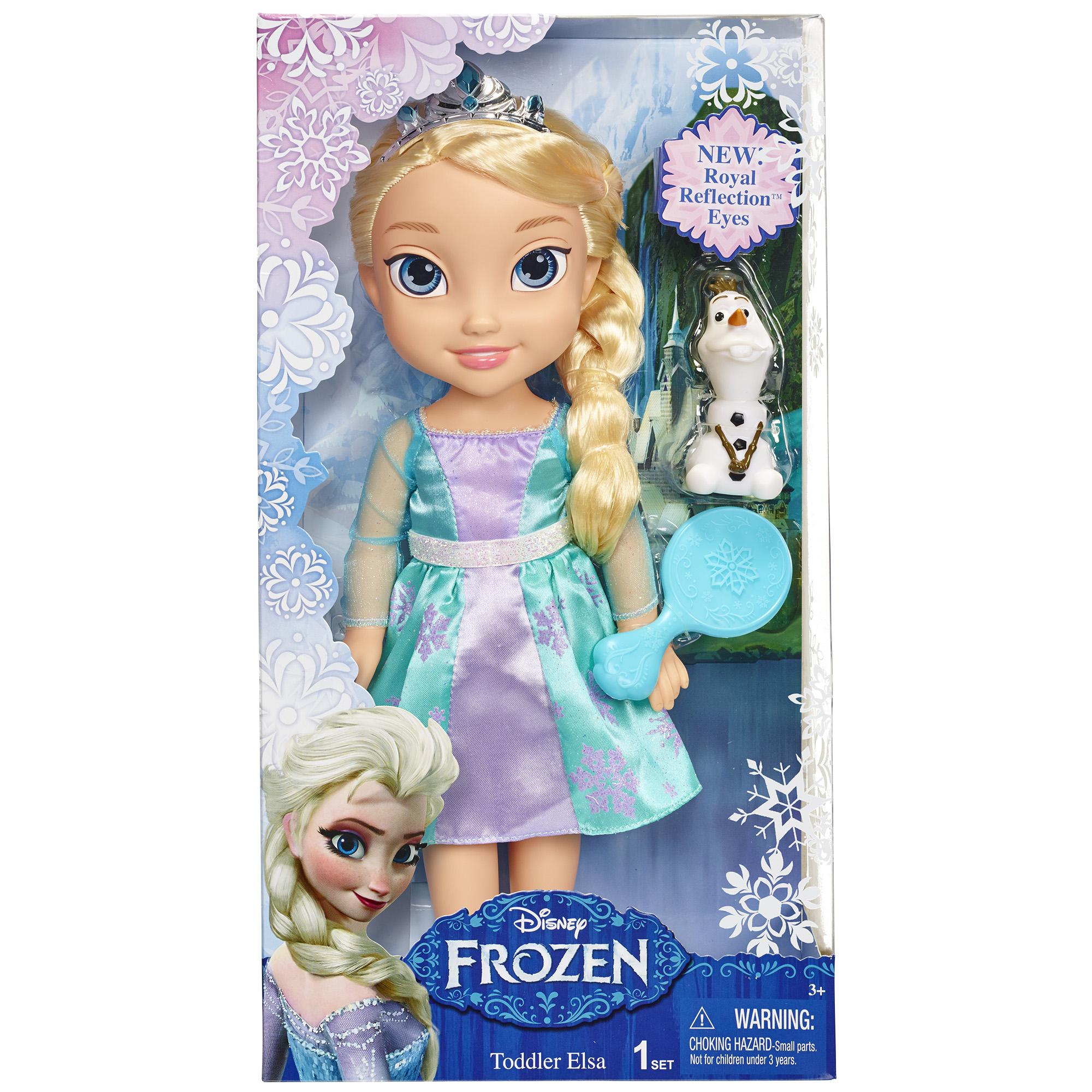 Іграшка лялька Frozen Ельза арт.31002 (31070) в кор. 12*20*38см