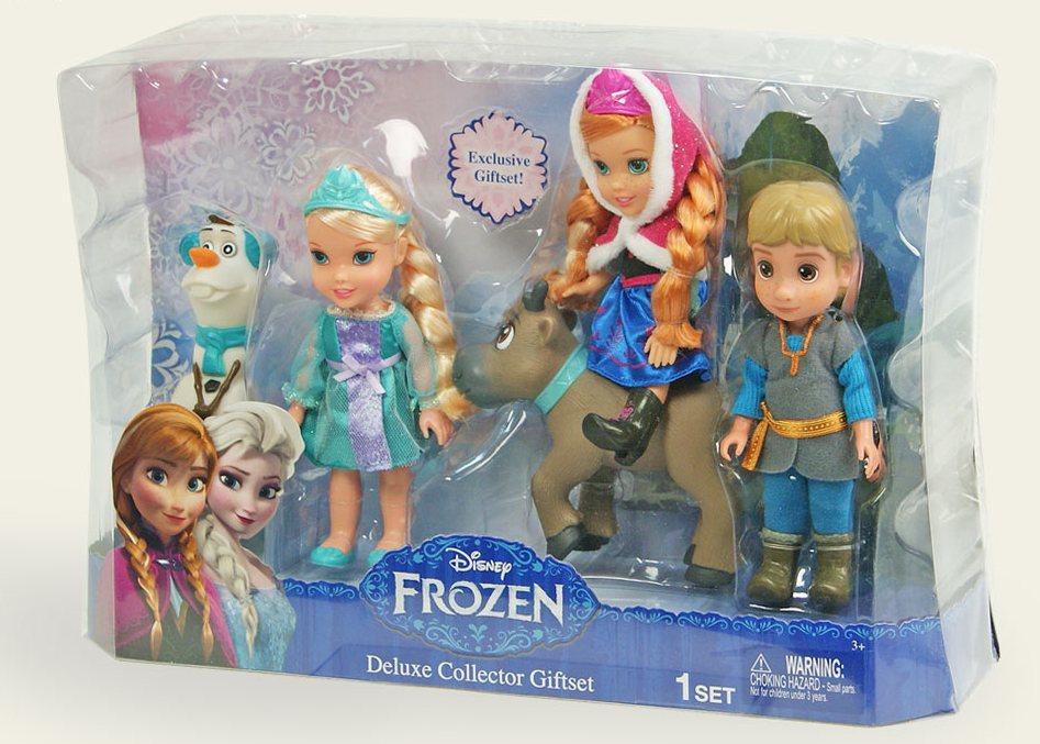 Ігровий набір Frozen арт.31031 в кор. 9*38*25см
