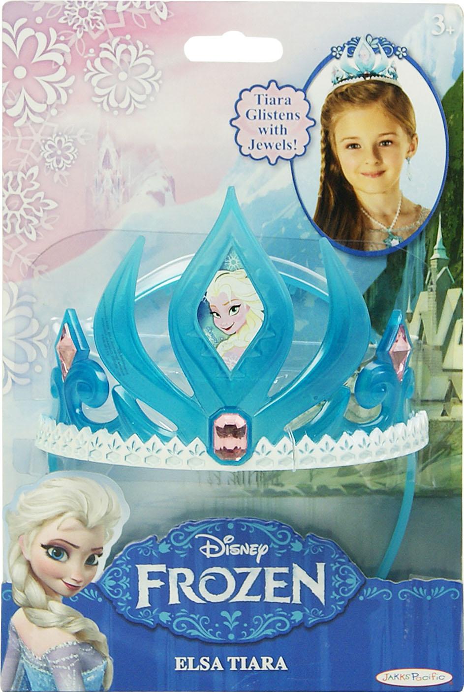 Іграшка діадема Frozen Ельза арт.63408/2 блістер 15,24*22,86*6,35см