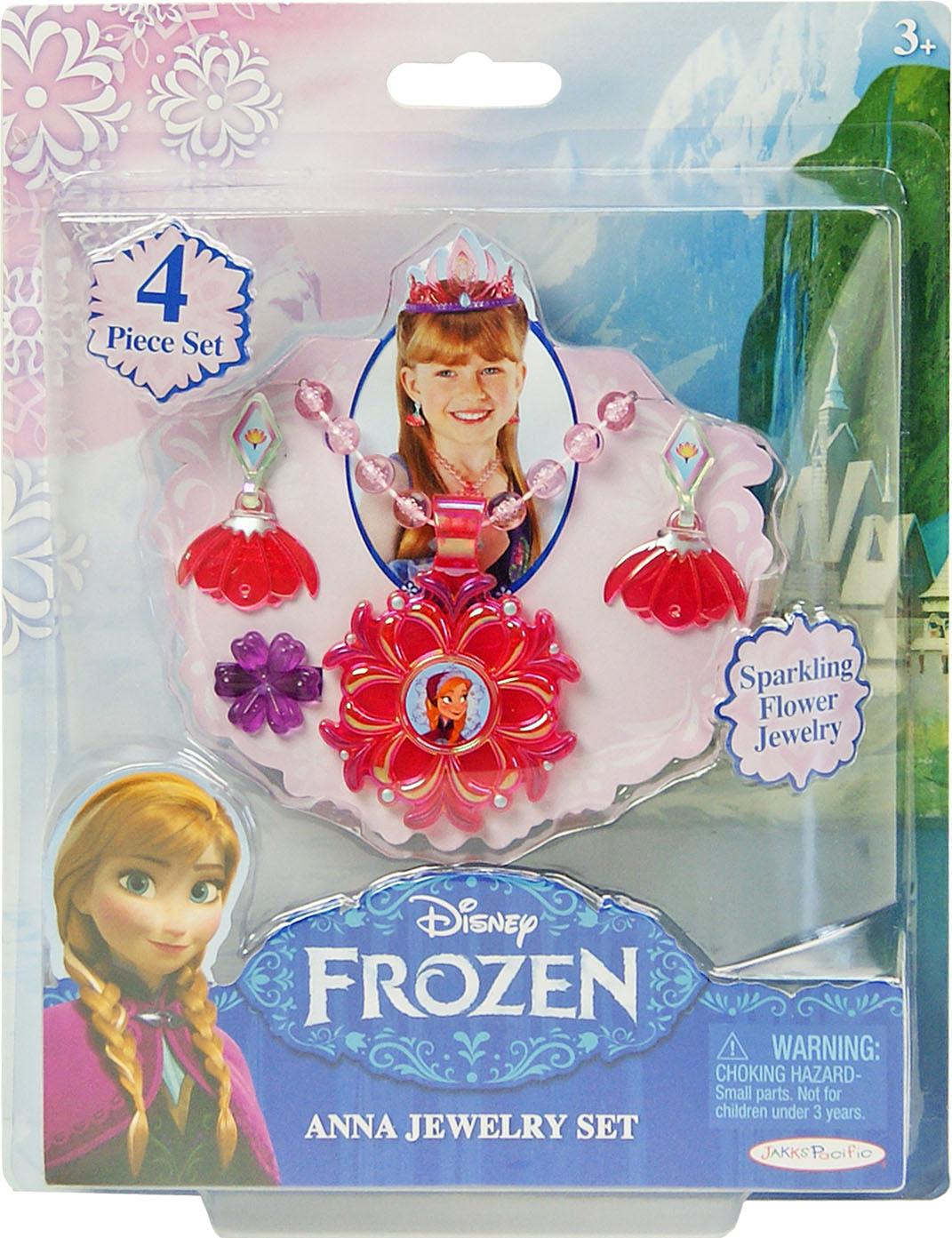 Іграшка прикраси Frozen Анна арт.63597/1 блістер 17,78*22,86*3,81см