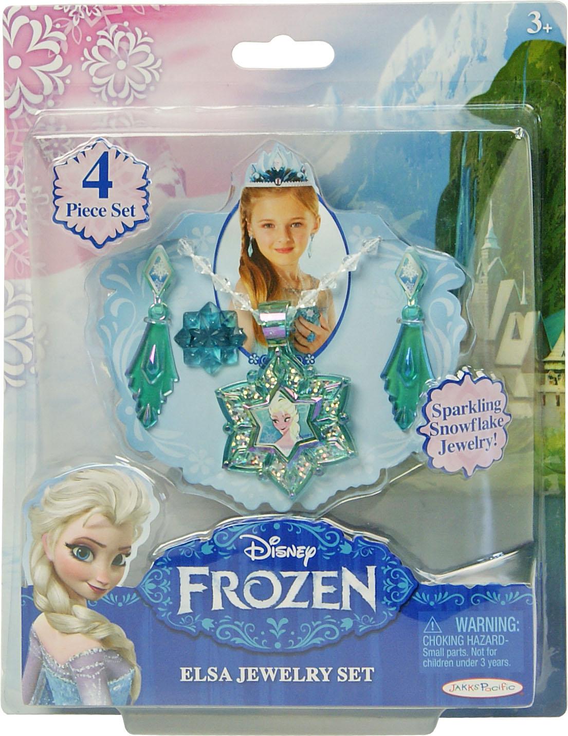 Іграшка прикраси Frozen Ельза арт.63597/2 блістер 17,78*22,86*3,81см